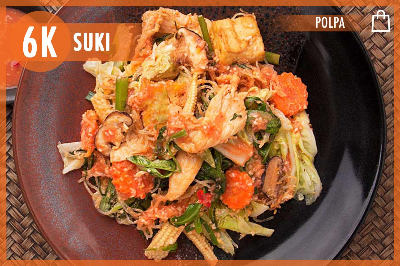 Chicken Suki