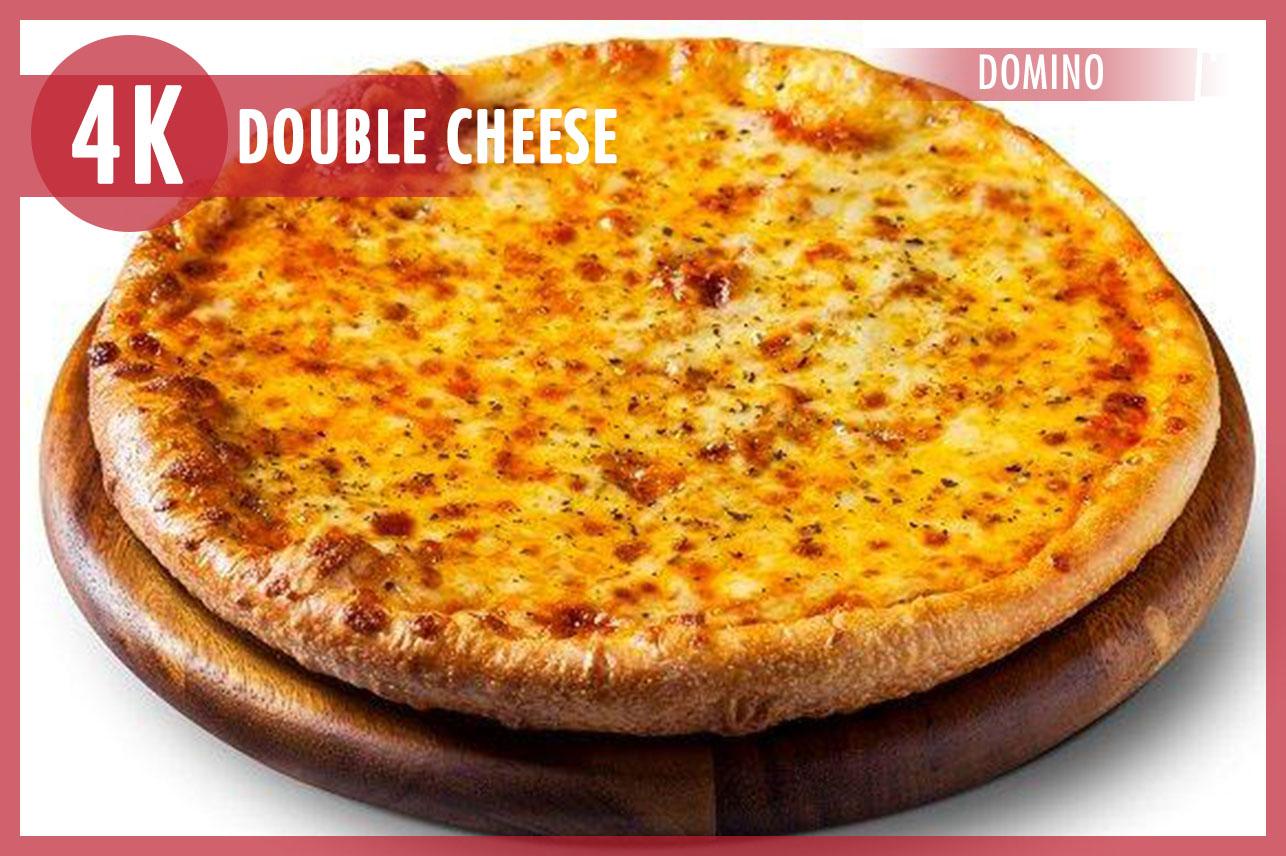 "Domino's 7"" Double Cheese"