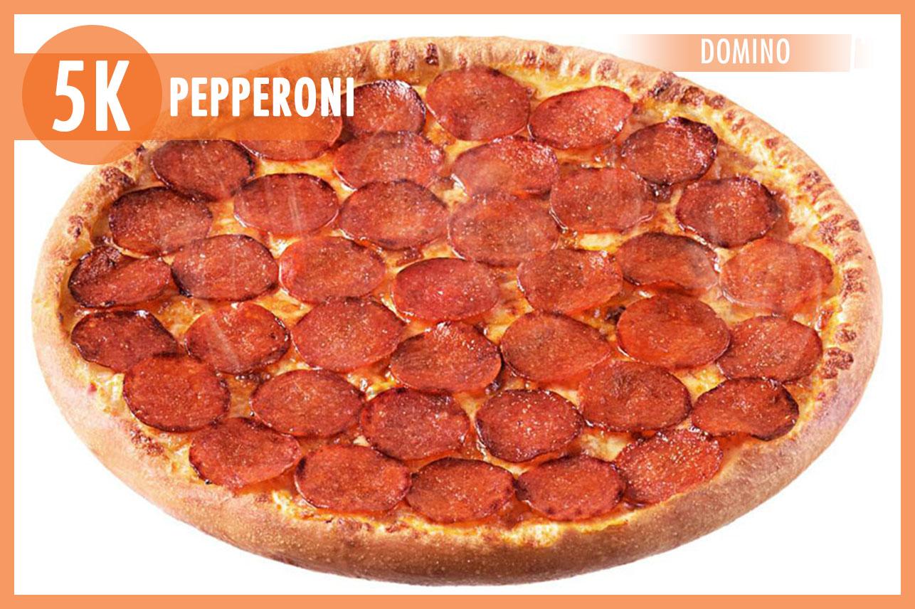 "Domino's 7 "" Pepperoni"