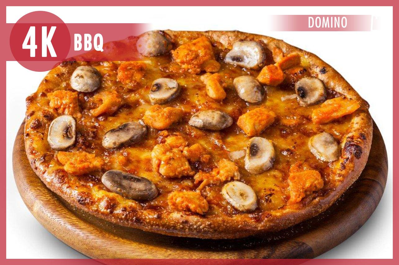 "Domino's 7"" BBQ Paradise"