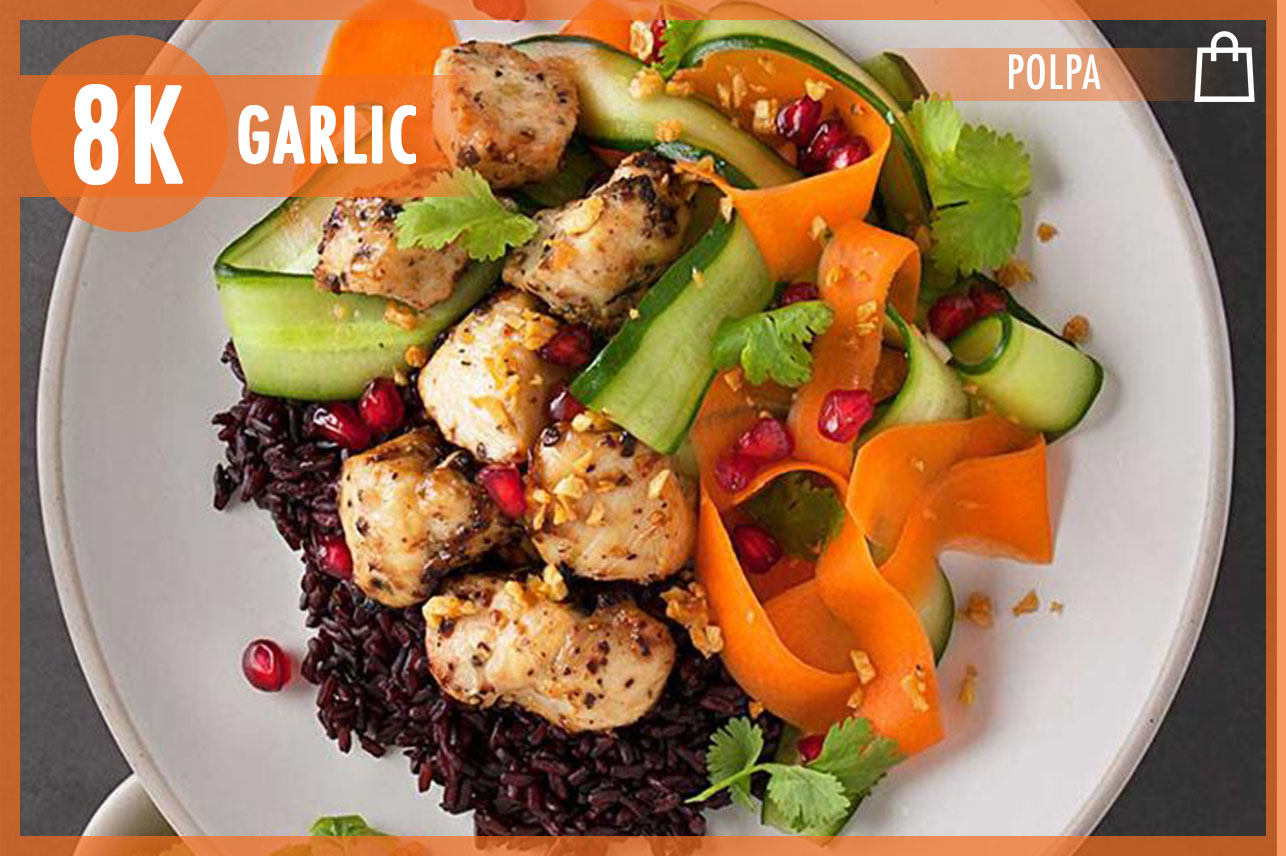 GarlicPepper Chicken&Riceberry