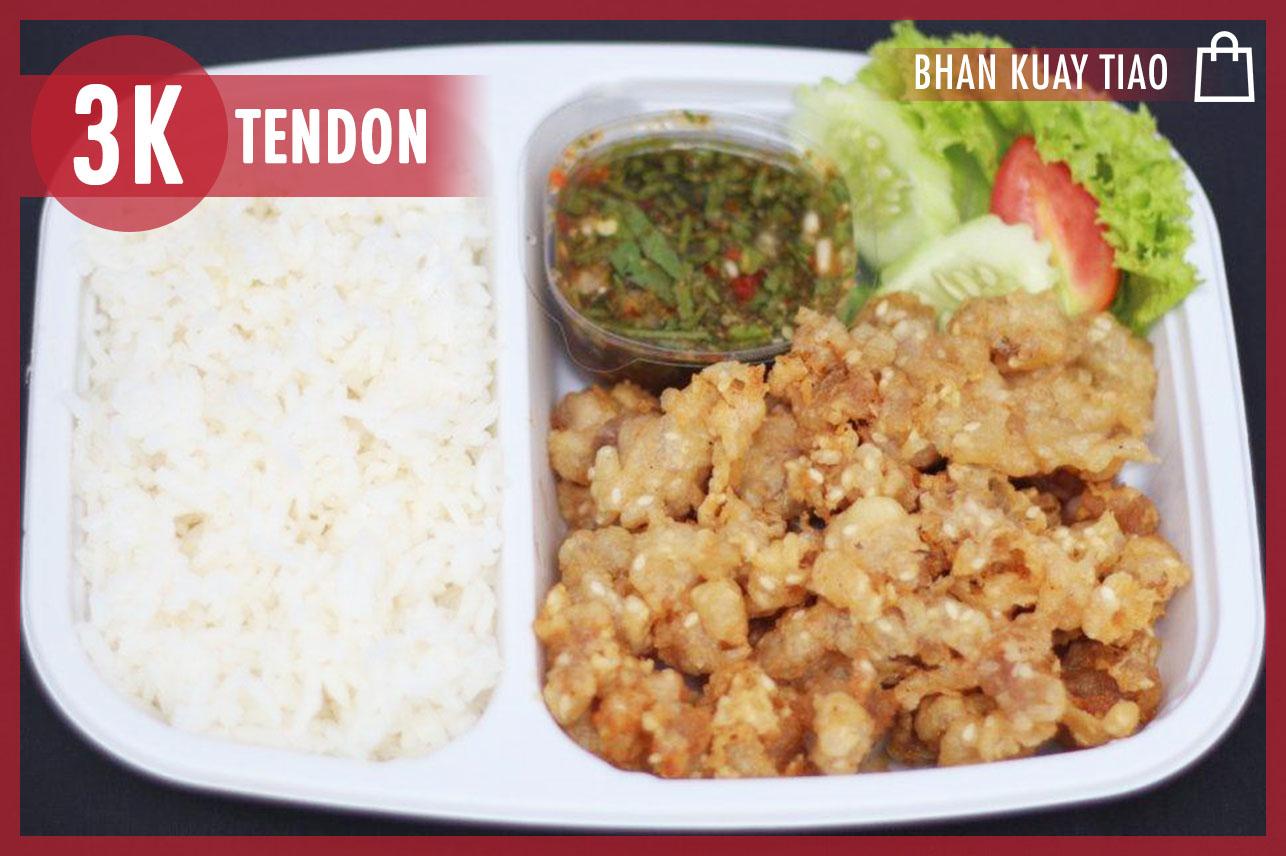 Yum Fried Chicken Tendon
