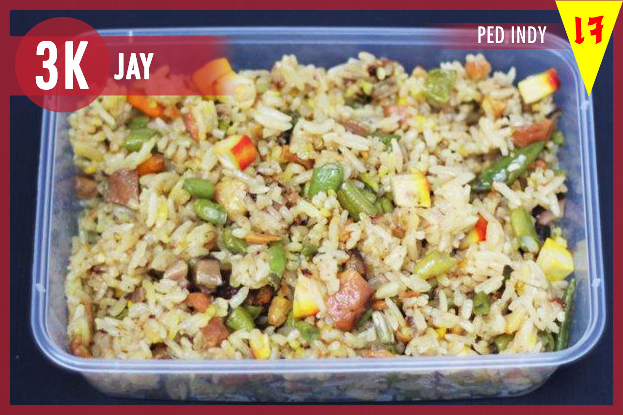 Fried Rice Jay