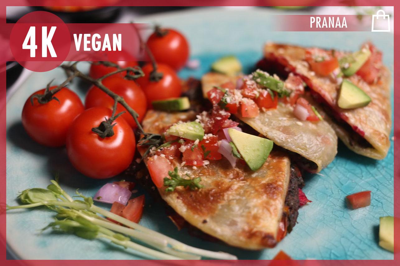 Pranaa Enchilada Vegan