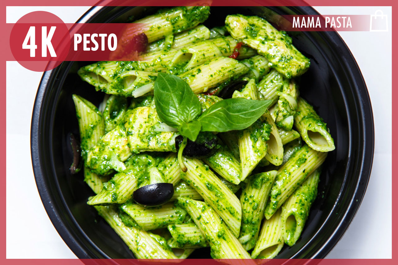 Penne Chicken Pesto