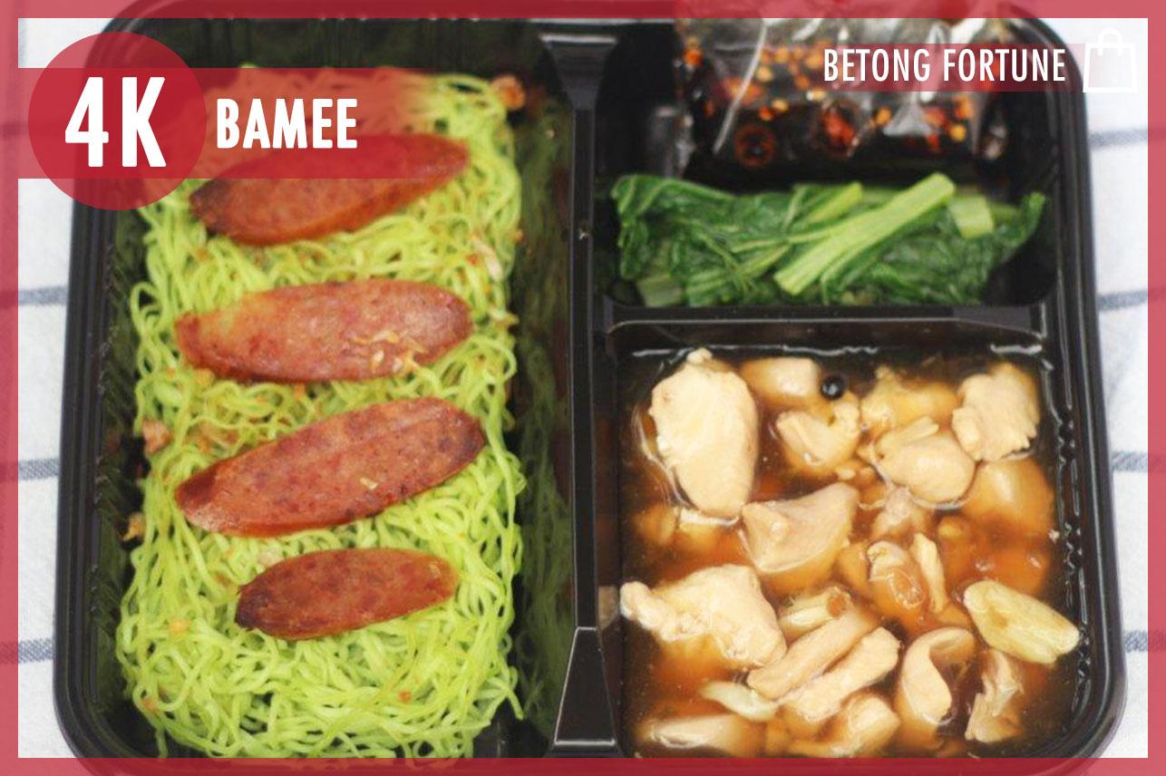 Jade Noodle W/Chicken Gravy