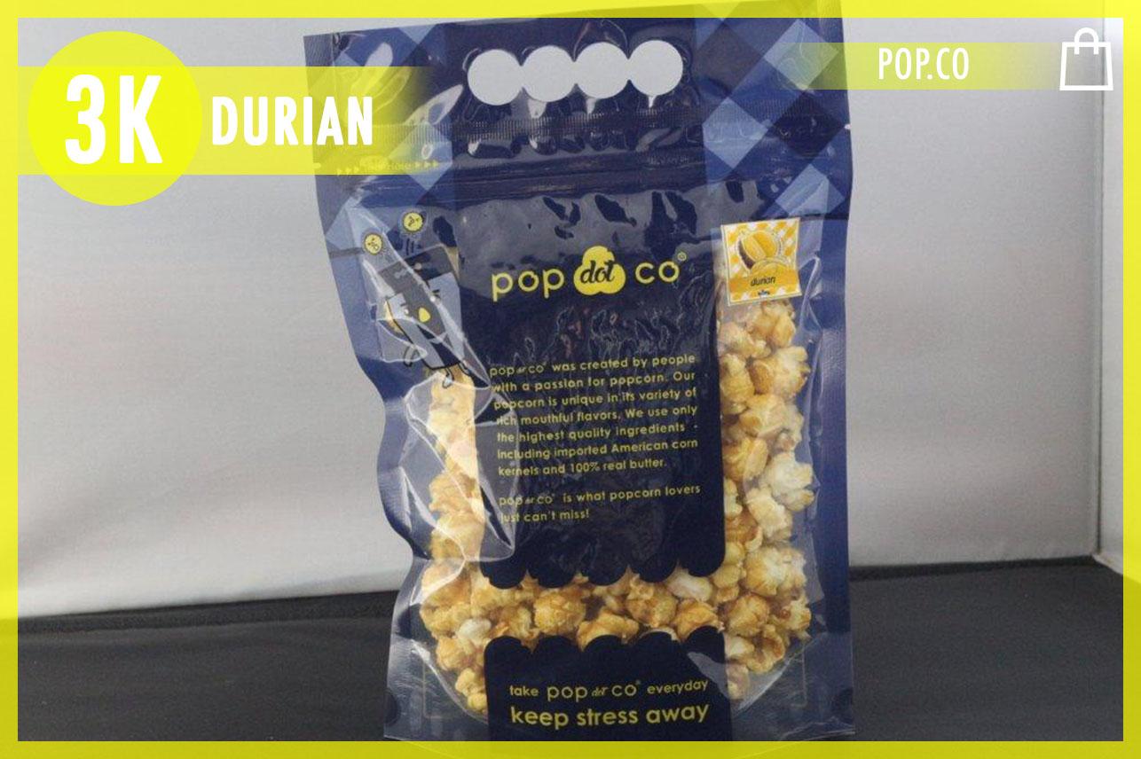 Durian Popcorn 150g