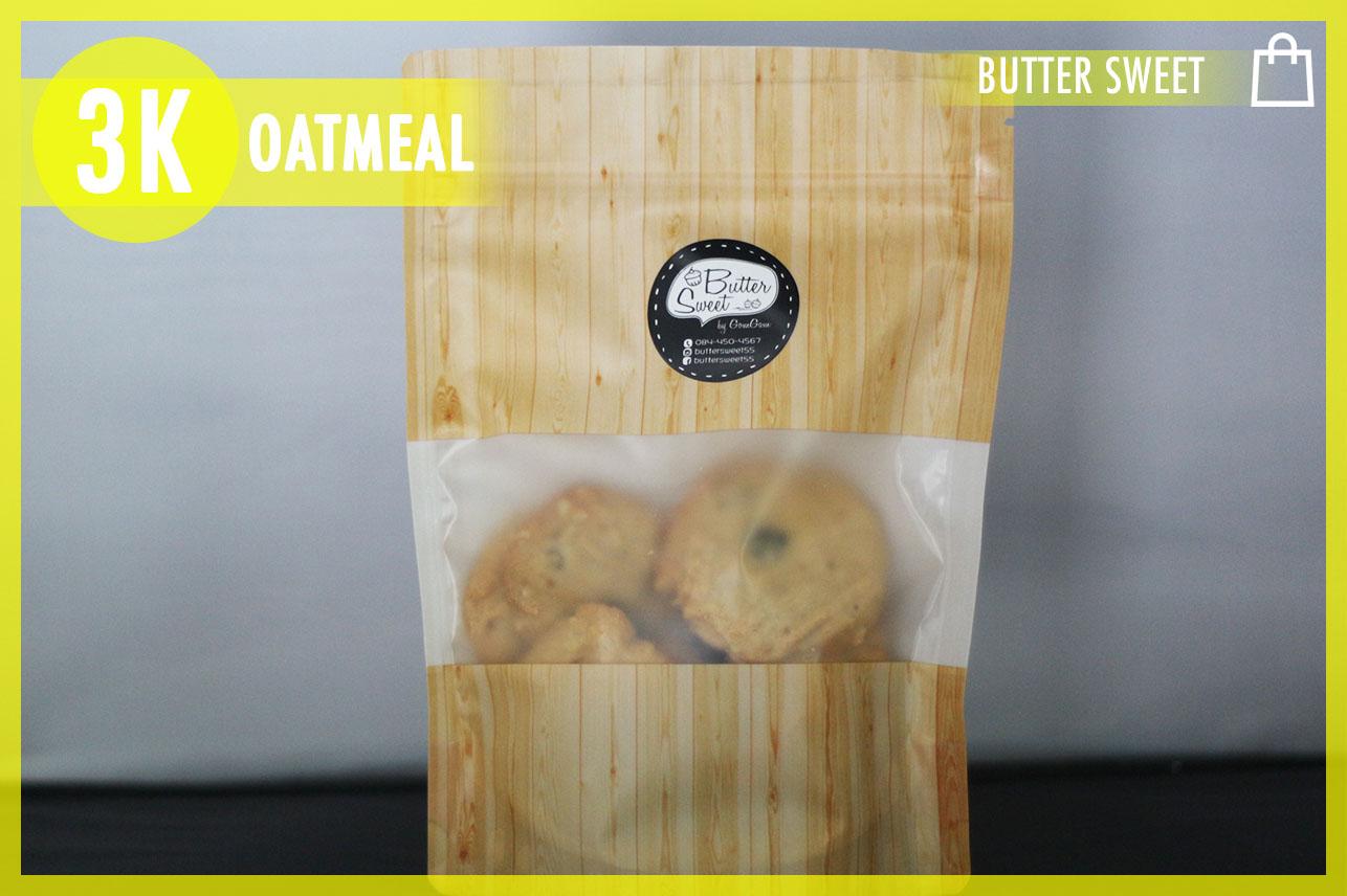 Oatmeal Cookies 100g