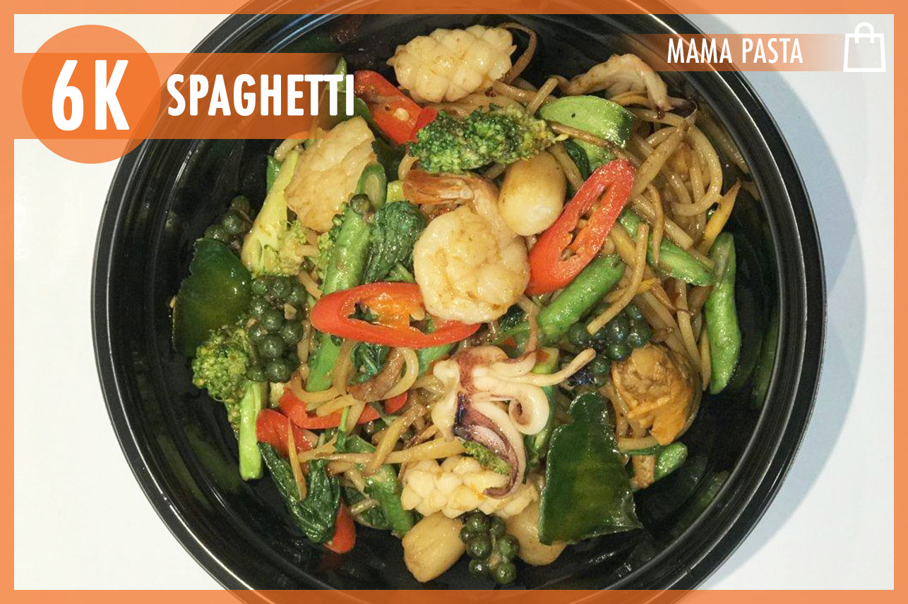 Spaghetti Pad Kimao