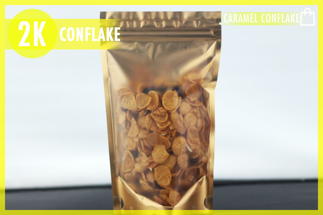 Caramel Cornflake 90g.